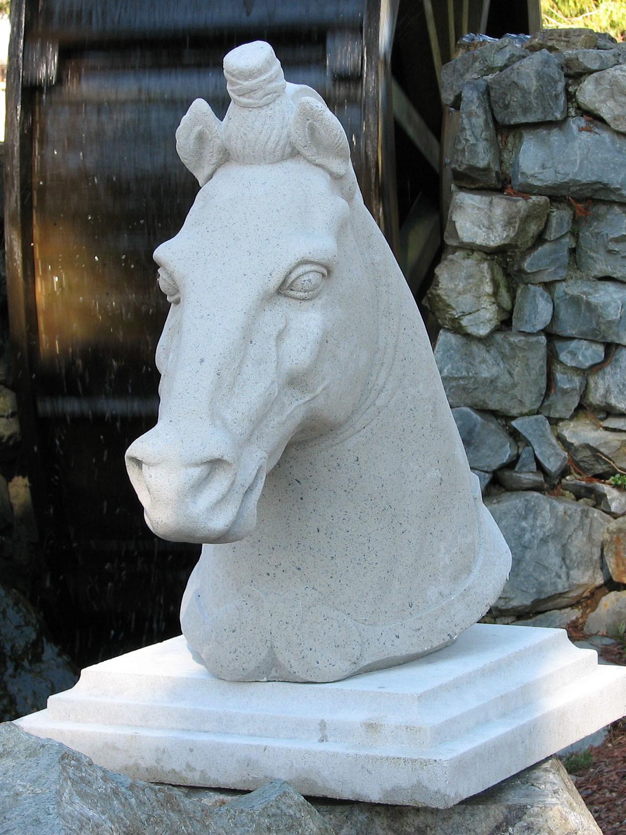 Horse Head, Limestone