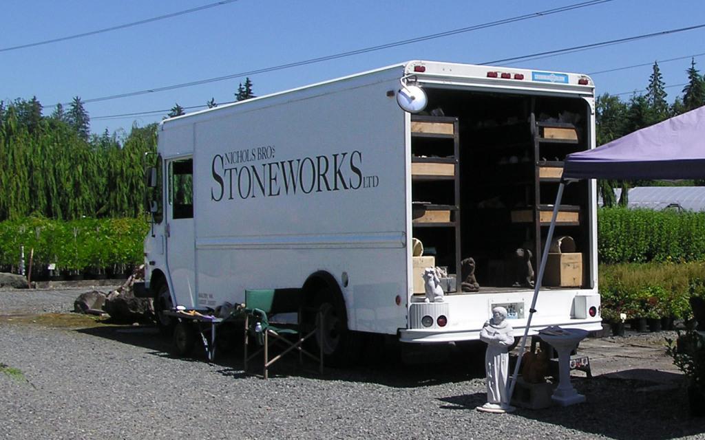 Stonewagon Van