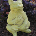 Gardening Cat Wb