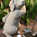 Golfing Puppy Ag