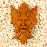 Greenman Leaf Mask Tc