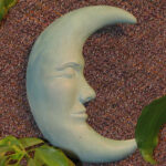 Large Moon Plaque Cp