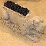 Puppy Bootbrush Ag