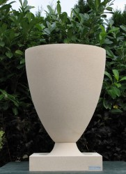 American Systems Built Houses Vase
