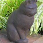 Classic Sitting Cat Dw