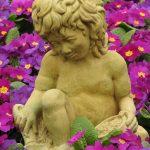 Gardening Cherub Wb