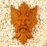 Greenman Leaf Mask Tc
