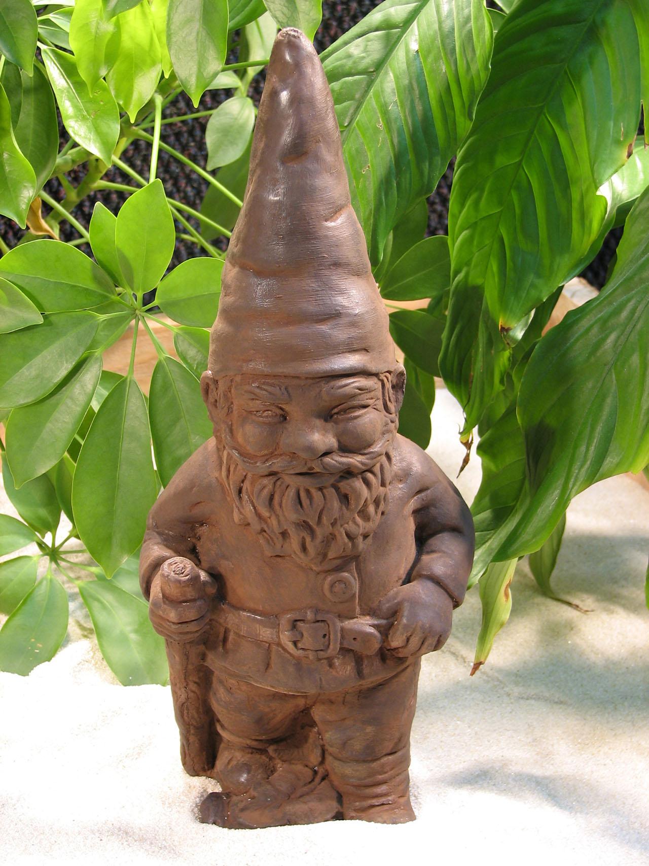 Gnome Garden: Hiking Gnome