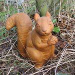 Sitting Squirrel Tc