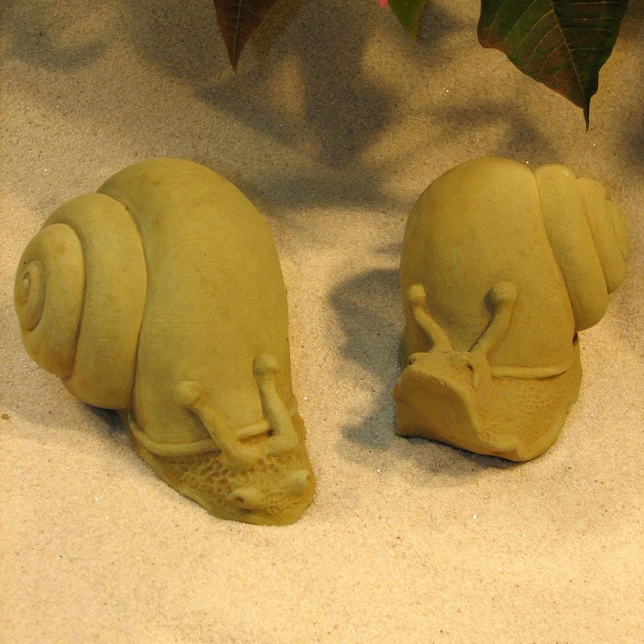 Snail Pair Wb