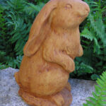 Standing Lop Eared Bunny Tc